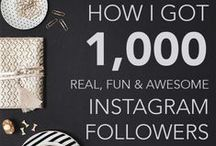 Instagram Help and Ideas / Ways to build Instagram audience