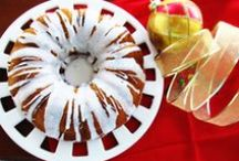 """BUNDT CAKES /  """"Boont? Bundt…Boont? Bundt. BOONT? BUNDT.....OH, IT'S A CAKE! There's a hole in this cake!"""""""