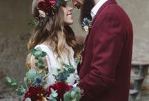 MONSIEUR / Des idées looks pour les futurs mariés : boutonnières, costumes, chaussures etc... #groom #wedding