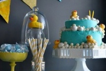 Baby Showers / Cute Ideas for Those Expecting / by Cary Carver Lum