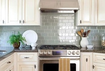 Kitchens. . . the heart of the home. / by Eve Golden