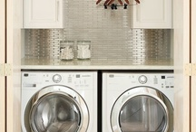 Laundry Rooms/Mudrooms / by Eve Golden