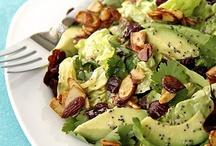 Salads / by Christi Lovezilla.net