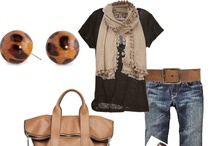 cute outfits / by Kym Horn