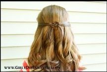 Girly Do Hairstyles Videos