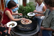 Food on Evo / Create delicious dishes and meals on an Evo Social Cooking Cooktop