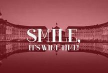 Smile, it's Wine Time / by Bordeaux Wines