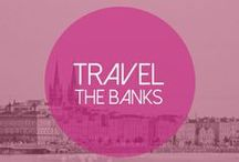 Travel the Bordeaux Banks / by Bordeaux Wines