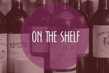 On the Shelf / by Bordeaux Wines