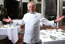 The Chef and his Kitchen / Master Chef Wolfgang Puck, his kitchen, and his life! / by Wolfgang Puck