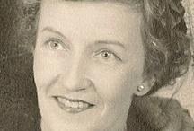 Memories of Hilda, my Mom 1909-2009 / by Rose Bland