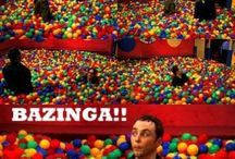 Bazinga! / The Big Bang Theory / by Leslie Spence