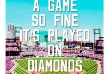 For Love of the Game / Quotes and such about baseball. / by Leslie Spence