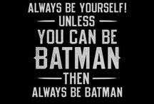 Batman / nanananananana batman