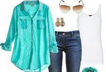 What to wear / Women;s Fashion, capsule wardrobe ideas