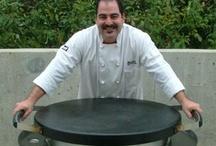 Chef Adam's Recipes for the Evo Grill