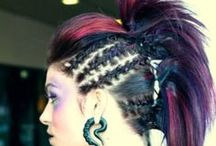 Steampunk Hair/Style / by Jenn of Girly Do Hairstyles