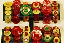 ♥♥JEWELLERY BUTTONS♥♥ / by Patricia St. T. Lees