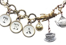 ♥♥JEWELLERY TEA ROOM♥♥  / Ideas of all sorts, for B&B Tea Room I consign at. / by Patricia St. T. Lees
