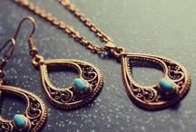 Jewelry / by Katie Weiskotten