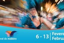 Carnival in Madeira Island