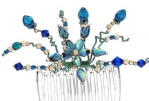 ♥♥JEWELLERY HAIR♥♥ / by Patricia St. T. Lees