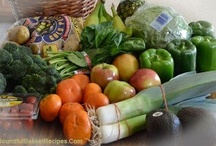 Bountiful Basket Recipes / Recipes inspired by items we get in our Bountiful Basket. http://bountifulbasketrecipes.com