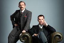 Sherlock :D / by Emily Dickey