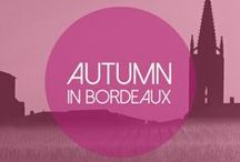 Autumn in Bordeaux / Is there anything more beautiful? / by Bordeaux Wines