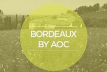 Bordeaux By AOC / Bordeaux has over 60 appellations. Discover them here!  / by Bordeaux Wines
