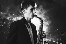 Sax / Sax/DJ combo is one of the hottest trends in live music currently
