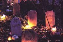 Halloween: Outdoor Decor