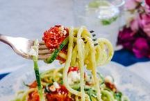 Recipe Ideas / What else is Pinterest for, other than to get recipe ideas? These are healthy recipes for clean eating, not-so-healthy recipes for cheat days and some cool cocktail ideas.