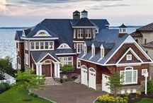 Dream Home / One day......this is what I work so hard for! ;0)