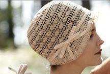 Hats ~ Veils & Lace