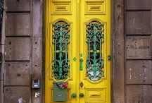 Doors / by Isabel Melcher