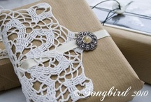 Yes, I Have An Obsession With Gift Wrap & I Am OK With That! / by Katie