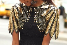 Fashion with a capital F / by Tori Jensen