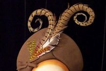 Hats ~ Feathers