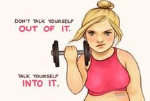 Do Work. / Health, Wellness, Fitness, Weight Loss, Workouts, Stretches / by Katie Bell