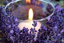 Candles / by Brenda Herring
