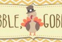 Thanksgiving Facebook Timeline Covers