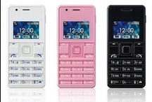 Smallest Mobile Phones / These are the smallest mobile phones in the world!