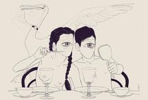 illustration / by Cafoe Khesin
