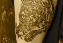 Tattoos / by Laura Ker