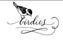 birds / by Diane Hinkle