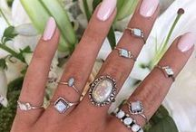 ✧Accessories✧ / gold, sparkles, jewels, glitter, turquoise, opal & diamonds✧ / by Mia Butler