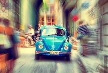 Vespa, Porsche and Bug... :) / by Dilara Çolpan