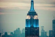 I dream of new york ~~ / by Dilara Çolpan
