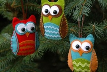 Owl! / I like Owls, could not resist to pin these! / by Maartje Letzel
